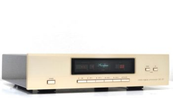 Accuphase アキュフェーズ  DC-37 D/Aコンバーター