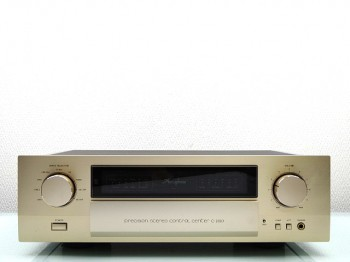 Accuphase C-2410買取価格31万