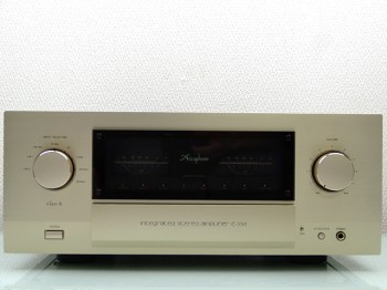 Accuphase アキュフェーズ A-45  E-550 アンプ 買取致しました。
