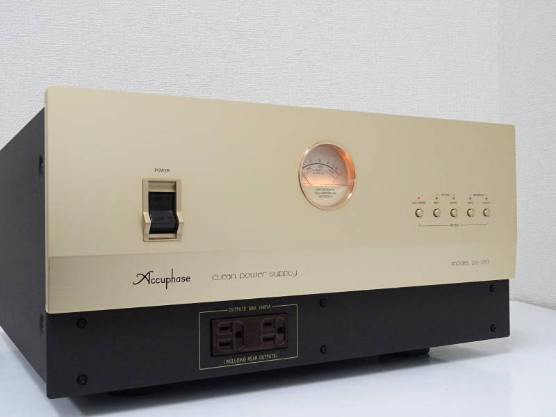 Accuphase アキュフェーズ PS-1210 クリーン電源 茨城県土浦市にて買取させていただきました!!