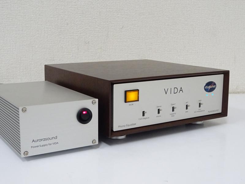 Aurora Sound  オーロラサウンド VIDA MCMM対応 フォノイコライザー 愛知県高浜市にて買取させていただきました!!
