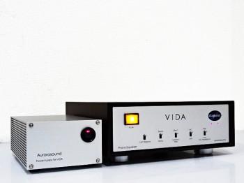 Aurora Sound オーロラサウンド VIDA フォノイコライザー 埼玉県坂戸市にて買取させていただきました!!
