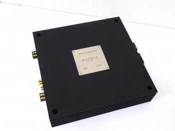BRAX  ブラックス Matrix MX2 カーパワーアンプ 買取させていただきました!!