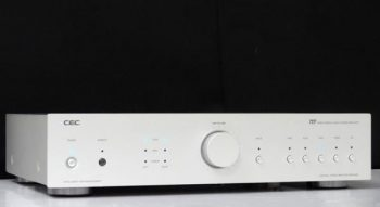CEC AMP3300R 純A級プリメインアンプ