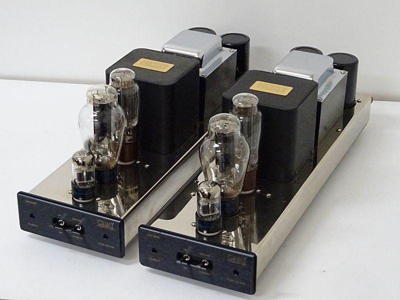 Cary ケリー CAD-300SE 300B搭載 真空管シングルモノラルパワーアンプ 福岡県飯塚市にて買取させていただきました!!