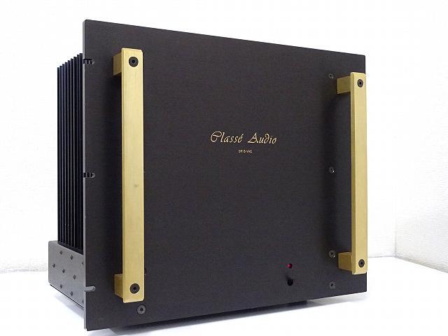 Classe クラッセオーディオ Audio DR-3-VHC パワーアンプ 埼玉県山郷市にて買取させていただきました!!