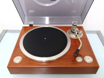 DENON DP-1300MK-Ⅱ レコードプレイヤー買取依頼いただきました