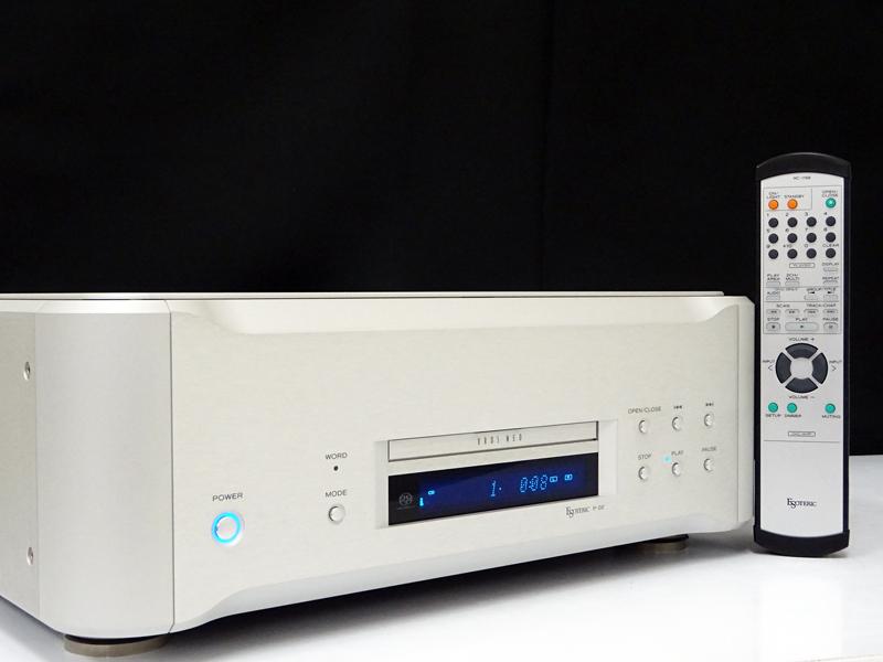 ESOTERIC エソテリック P-02 SA/CDトランスポート 宮崎県宮崎市にて買取させていただきました!!