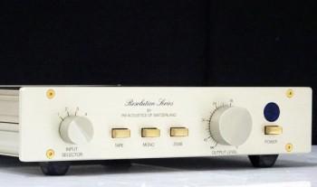 FM ACOUSTICS FM155 プリアンプ