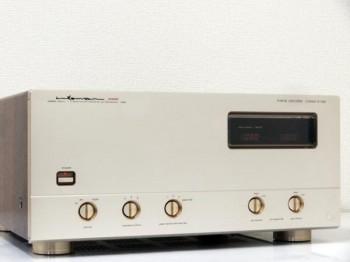 LUXMAN ラックスマン M-06α パワーアンプ