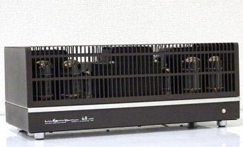 LUXMAN ラックスマン MQ68C 真空管パワーアンプ