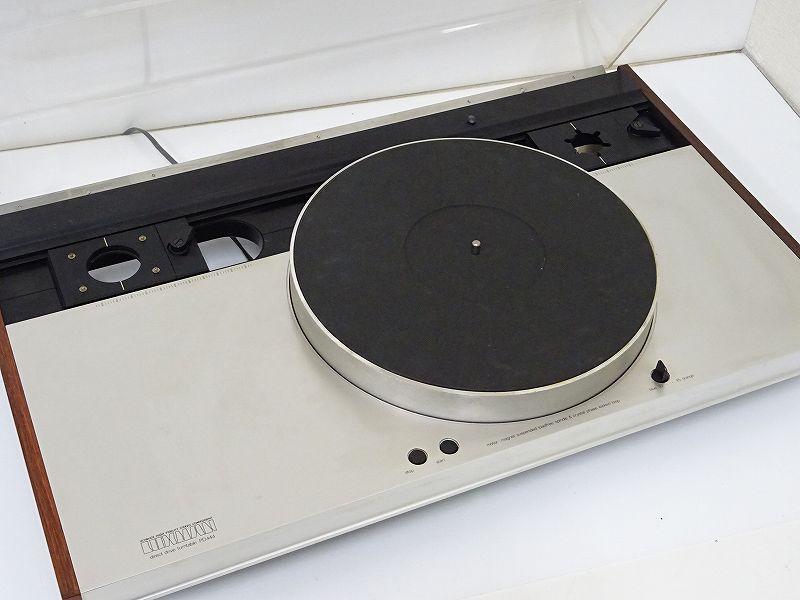 LUXMAN ラックスマン PD444 レコードプレーヤー 鹿児島県鹿屋市にて買取させていただきました!!