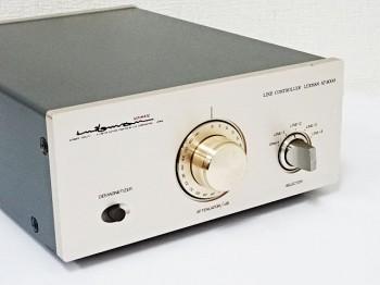 LUXMAN ラックスマン AT-3000 ラインコントローラー 石川県かほく市にて買取させていただきました!!