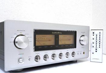 LUXMAN ラックスマン L-590AX プリメインアンプ 千葉県市川市にて買取させていただきました!!