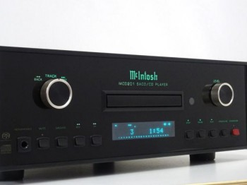 McIntoshマッキントッシュ  MCD201 SACDプレイヤー
