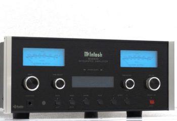 McIntosh マッキントッシュ A6600 プリメインアンプ
