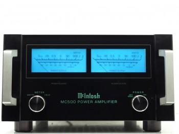 McIntosh マッキントッシュ MC500 パワーアンプ