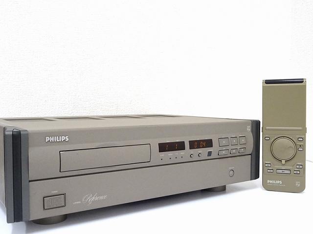 PHILIPS フィリップス LHH800R CDプレーヤー 千葉県茂原市にて買取させていただきました!!