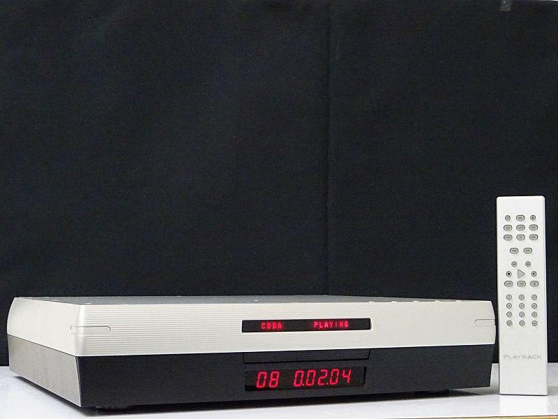 Playback Designs プレイバックデザインズ MPS-5 SACDプレーヤー 熊本県八代市にて買取させていただきました!