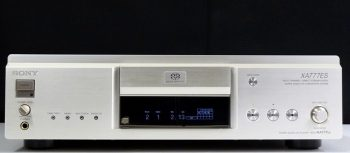 SONY ソニー SCD-XA777ES SACDプレイヤー