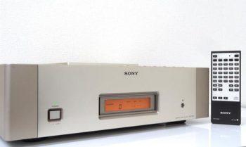 SONY ソニー CDP-R10 CDトランスポート 新潟県にて買取させていただきました!!