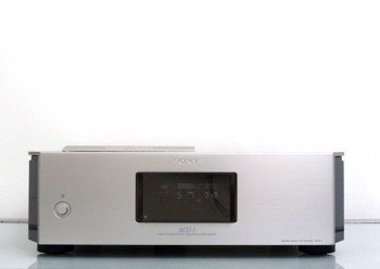 SONY SACDプレイヤーSCD-1 DENON プリメインアンプAVP-A1HD 買取依頼頂きました