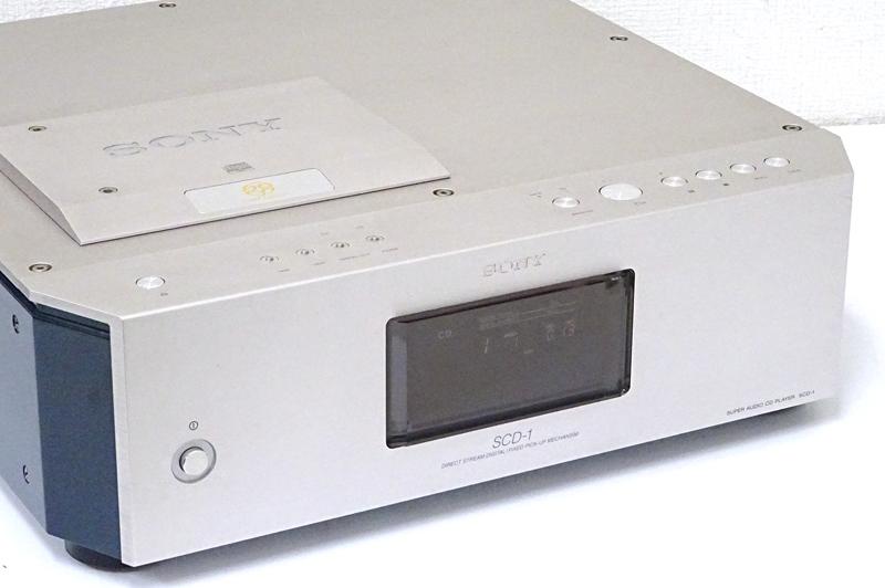 SONY ソニー SCD-1 SACDプレーヤー 兵庫県朝来市にて買取させていただきました!!