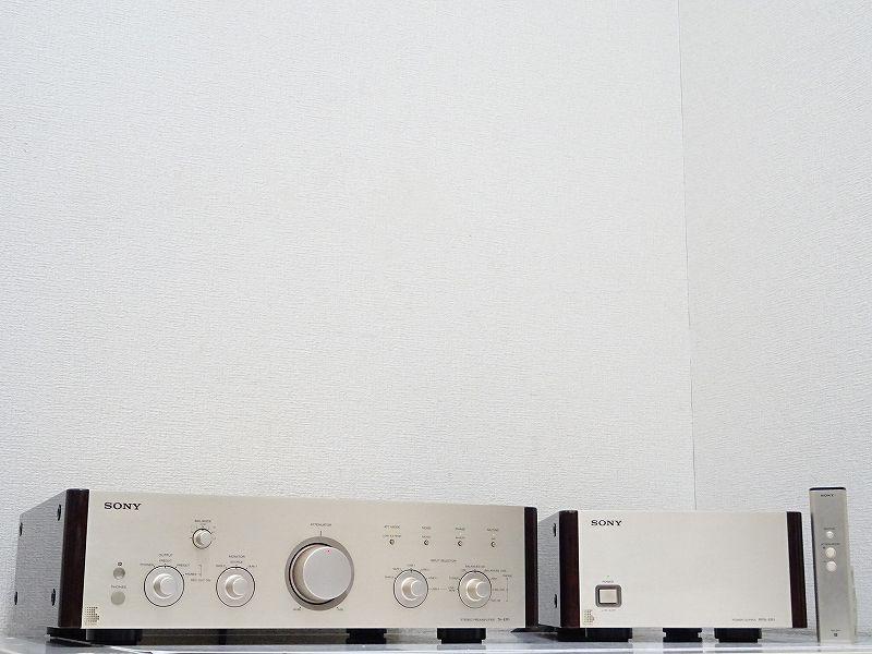 SONY ソニー TA-ER1RPS-ER1 プリアンプ 埼玉県狭山市にて買取させていただきました!!