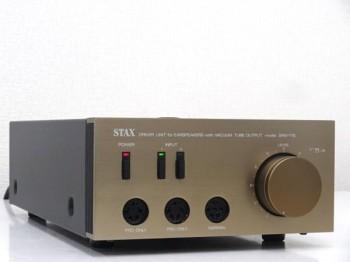 STAX スタックス SRM-T1S 真空管ヘッドフォンアンプ