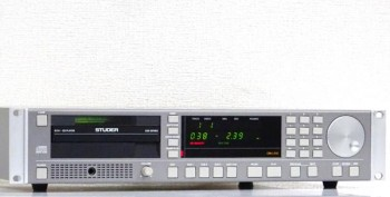 STUDER スチューダー D731 CDプレイヤー