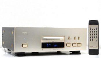 TEAC ティアック VRDS-50 CDプレイヤー