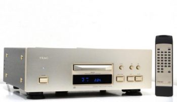 TEAC ティアック VRDS-50 CDプレイヤー