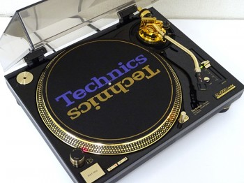 Technics_SL-1200 LTD Limited