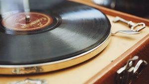 レコードのイメージ写真