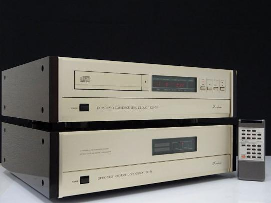 Accuphase DP-80/DC-81 CDトランスポート D/Aコンバーターセット埼玉県日高市にて買取させていただきました!