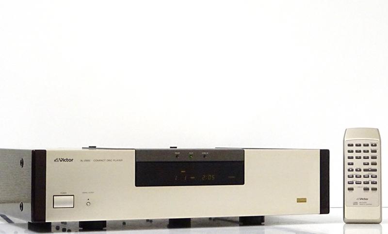 Victor XL-Z900 CDプレーヤー 奈良県奈良市にて買取させていただきました!