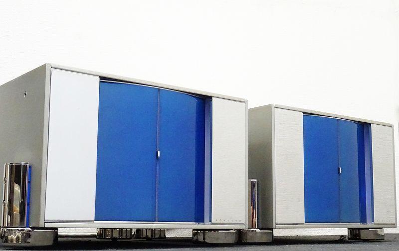 HOVLAND STRATOS モノラルパワーアンプペア 鹿児島県鹿児島市にて買い取りさせていただきました。