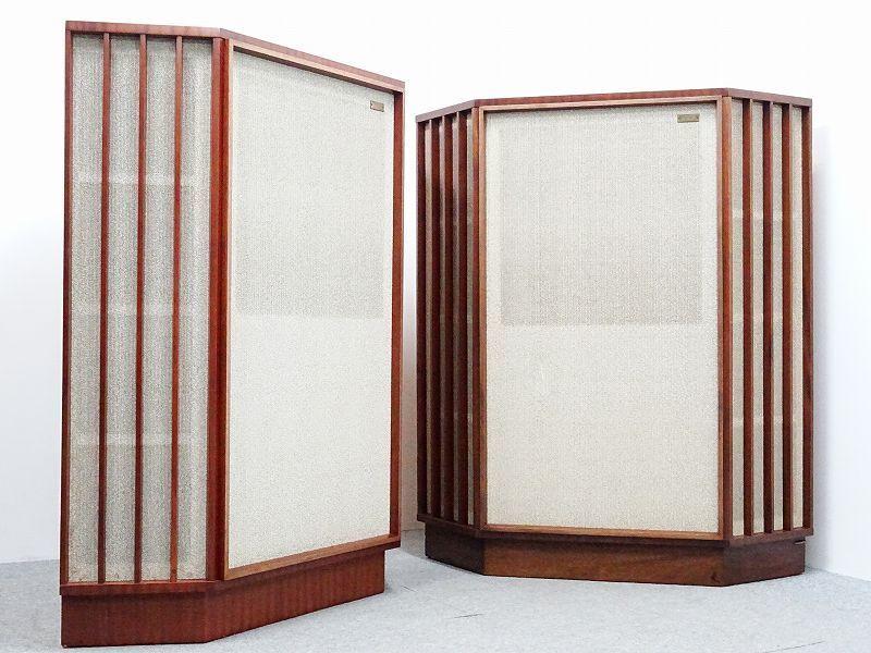 【レア】TANNOY G.R.F 英国オリジナル箱 Monitor Red LSU/HF/15.L ペア☆東京都世田谷区にて買取させて頂きました