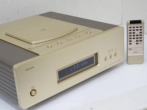 DENON DCD-S1 CDプレーヤー 福岡県福岡市にて買取させていただきました!