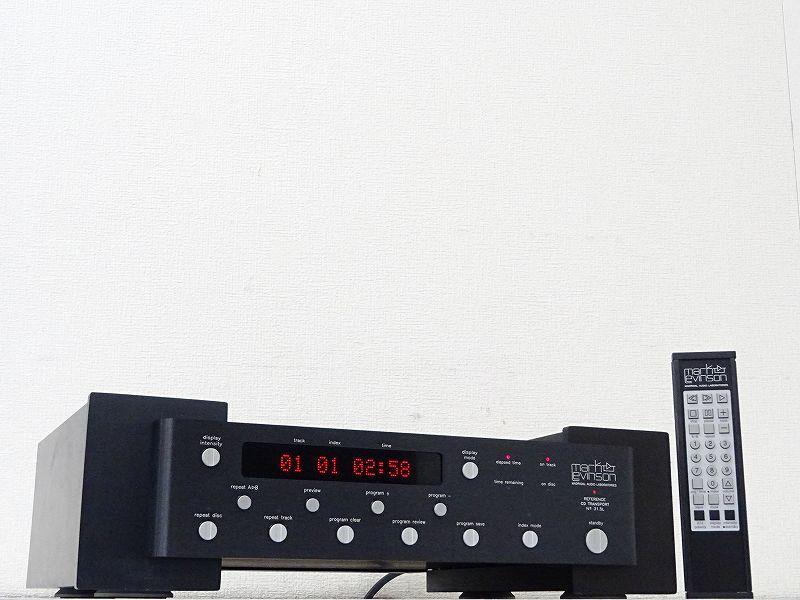 markLevinson マークレビンソン No.31.5L CDトランスポート 大阪府摂津市にて買取させていただきました!!
