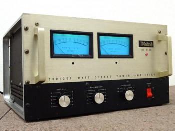 McIntosh マッキントッシュ MC2300 パワーアンプ