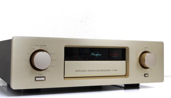 Accuphase C-290 プリアンプ 山口県下関市にて買取させていただきました!