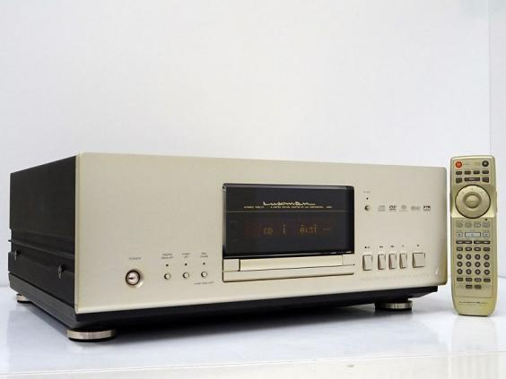 LUXMAN DU-10 SACD/CD/DVD ユニバーサルプレーヤー 新潟県長岡市にて買取させていただきました!