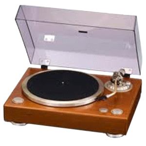 アナログプレーヤー・レコードプレーヤー