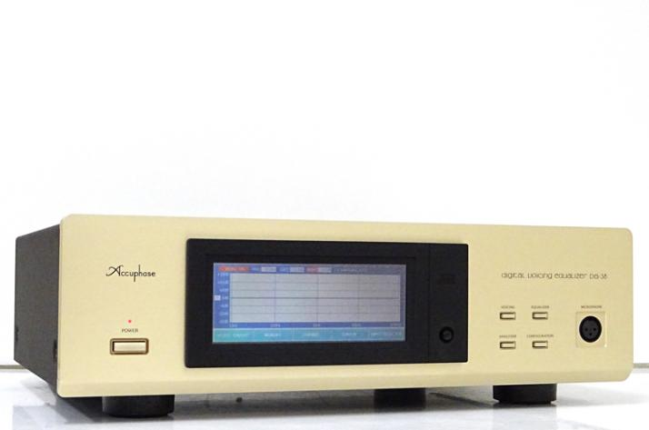 Accuphase DG-38 デジタルヴォイシングイコライザー山梨県中央市にて買取させていただきました!