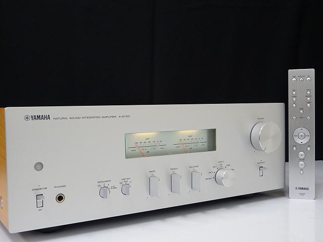 YAMAHA A-S1100 プリメインアンプ 千葉県松戸市にて買い取りさせていただきました!